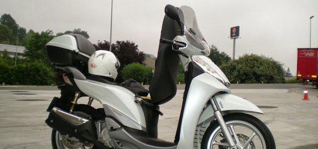 Honda Scoopy SH 300
